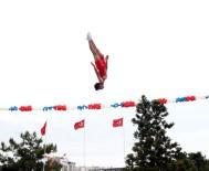 HAVA MUHALEFETİ - Samsun'da 19 Mayıs Kutlamaları
