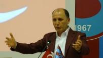 TRABZONSPOR BAŞKANı - 'Şike Konusu Kapanmıştır'