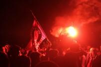 Sivas'ta Şampiyonluk Sevinci