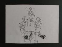 MEHMET GÖDEKMERDAN - Sporda Fair-Play Karikatür Yarışması