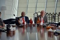 ANKARA SANAYI ODASı - Sri Lanka' Dan Türkiye'ye Yatırım Çağrısı