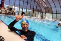 MİLLİ SPORCU - Su Altında 67.16 Metre Yürüyerek Dünya Rekoru Kırdı
