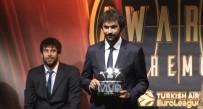 TÜRKIYE BASKETBOL FEDERASYONU - THY Euroleague'de Sezonun MVP'si Sergio Llull