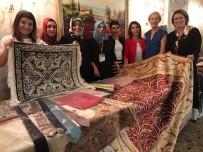 GENÇ LİDERLER - TOBB Diyarbakır İl Kadın Girişimciler Kurulu Üyeleri Van'da İş Kadınları Zirvesine Katıldı