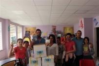 Tunceli'de Okul Kütüphanelerine Kitap Desteği