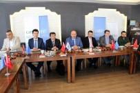 AHMET ÖZKAN - Türkiye'nin Yeniden İnşasına Dair İlk Öneriler GRTC'den