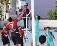HÜSEYİN ÇETİN - Voleybol Turnuvasında Şampiyon Lapseki Belediyesi Oldu