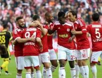4 EYLÜL STADı - Yiğidolar Süper Lig'e döndü