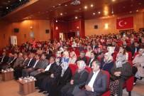 ÜLKÜ OCAKLARı - Ahlat'ta Şehitleri Anma Programı