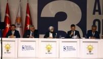 DİVAN BAŞKANLIĞI - AK Parti Erzurum İl Başkanı Öz, Kongre'de Divan Üyeliğine Seçildi