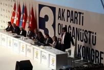 HAYATİ YAZICI - AK Parti Kongresi'nde Gaziantep Damgası