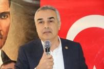 AK Parti MKYK Üyesi Savaş Açıklaması Yükümüz Ağır, Vazifemiz Bir O Kadar Kutsaldır.