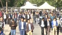 KAZIM KARABEKİR - AK Partililer Ankara Arena'ya Akın Etti