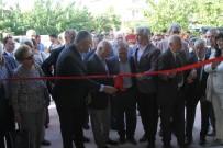 İSMAIL AYDıN - Akhisar Belediyesi Spor Müzesi Açıldı