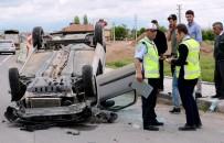 Aksaray'da Trafik Kazaları Açıklaması 3 Yaralı