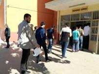 MEMUR - Aydın'da Memur Adayları KPSS'de Ter Döktü