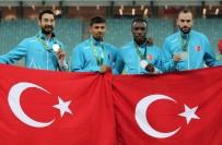 HEKIMOĞLU - Bakü'de Atletizmden 21 Madalya