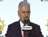 AK PARTİ KONGRESİ - Başbakan Yıldırım'ın kongre konuşması