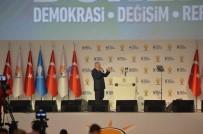 KURTULUŞ SAVAŞı - Başbakan Yıldrım'dan Genel Başkan Sıfatıyla Son Konuşma