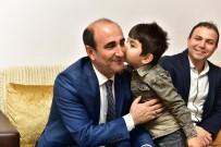 ORTAK AKIL - Başkan Edebali, 69 Mahallede 354 Haneyi Ziyaret Etti