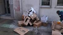 GERİ DÖNÜŞÜM - Belediyeden Ambalaj Atıklarını Çöpe Atmayın Uyarısı