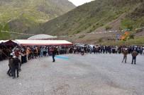 PEYAMİ BATTAL - Çatak'ta Festival Coşkusu