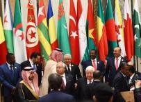 AZERBAYCAN CUMHURBAŞKANI - Çavuşoğlu, Arap İslami Amerikan Zirvesi'nde Aile Fotoğrafına Katıldı