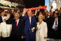 EMINE ERDOĞAN - Cumhurbaşkanı Erdoğan İle Başbakan Yıldırım Ankara Arena'da