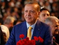 AK PARTİ KONGRESİ - Cumhurbaşkanı Erdoğan AK Parti kongresinde konuştu