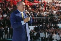 BİRİNCİ SINIF - Erdoğan Belediye Başkanlarını Uyardı