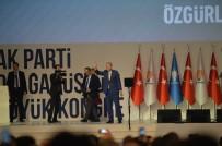 BİRİNCİ SINIF - Erdoğan Besmele Ve Fatiha İle Geri Döndü