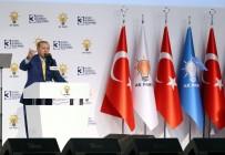 ORGANİZE SANAYİ BÖLGESİ - Erdoğan'dan AK Parti Teşkilatlarında Yenileme Hareketi Sinyali