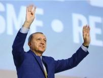TÜZÜK DEĞİŞİKLİĞİ - Recep Tayyip Erdoğan yeniden AK Parti'nin Genel Başkanı