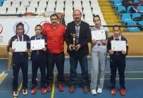 Erzincanlı Badmintoncular Türkiye Üçüncüsü Oldu
