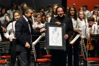 SENFONİ ORKESTRASI - Fazıl Say 105 Çocukla Aynı Sahneyi Paylaştı