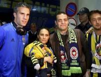 ESENBOĞA HAVALIMANı - Fenerbahçe'ye taraftar şoku!
