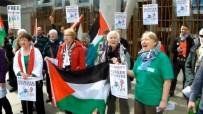 İRLANDA - Filistinli Mahkumların Açlık Grevine İrlanda'dan Destek