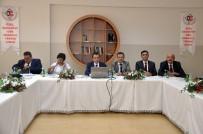 ORGANİZE SANAYİ BÖLGESİ - Gaziantep'te Mesleki Ve Teknik Eğitimin Durumu Masaya Yatırıldı