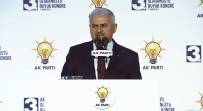 KURTULUŞ SAVAŞı - Genel Başkan Sıfatıyla Son Konuşma