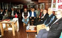 MUSTAFA TÜRKMEN - Giresun'un Yaylalarında Spor Zirvesi