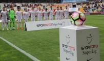 HÜSEYIN ÇALıŞKAN - Güney'de Futbol Can Çekişiyor