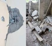 PIYADE - Hakkari'de Güvenlik Güçlerine Taciz Ateşi
