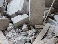 PIYADE - Korucunun evine roketatarlı saldırı