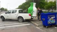 GERİ DÖNÜŞÜM - İzmit'te Her Ay 150 Ton Cam Atık Toplanıyor