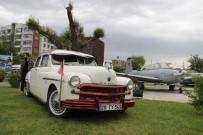 EROL ÖZDEMIR - Klasik Otomobil İle Uçak Tutkunları Eskişehir'de Buluştu