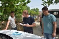 GÖVDELI - Manisa'da Mekanik Su Sayaçları Yenileniyor