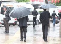 HAVA SICAKLIĞI - Meteoroloji'den yağış uyarısı