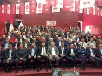 CEMAL ENGINYURT - MHP Fatsa İlçe Başkanı Eftal Mutlu Oldu