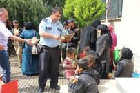ANTAKYA - Minibüste 51 Kaçak Göçmen Yakalandı