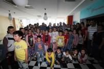 VAHŞİ YAŞAM - Mülteci Çocukların Müze Heyecanı